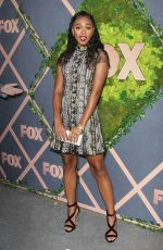 CHANDLER KINNEY at Fox Fall Premiere Party Celebration in Los Angeles 09/25/2017