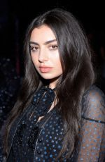 CHARLI XCX at Coach Fashion Show at New York Fashion Week 09/12/2017