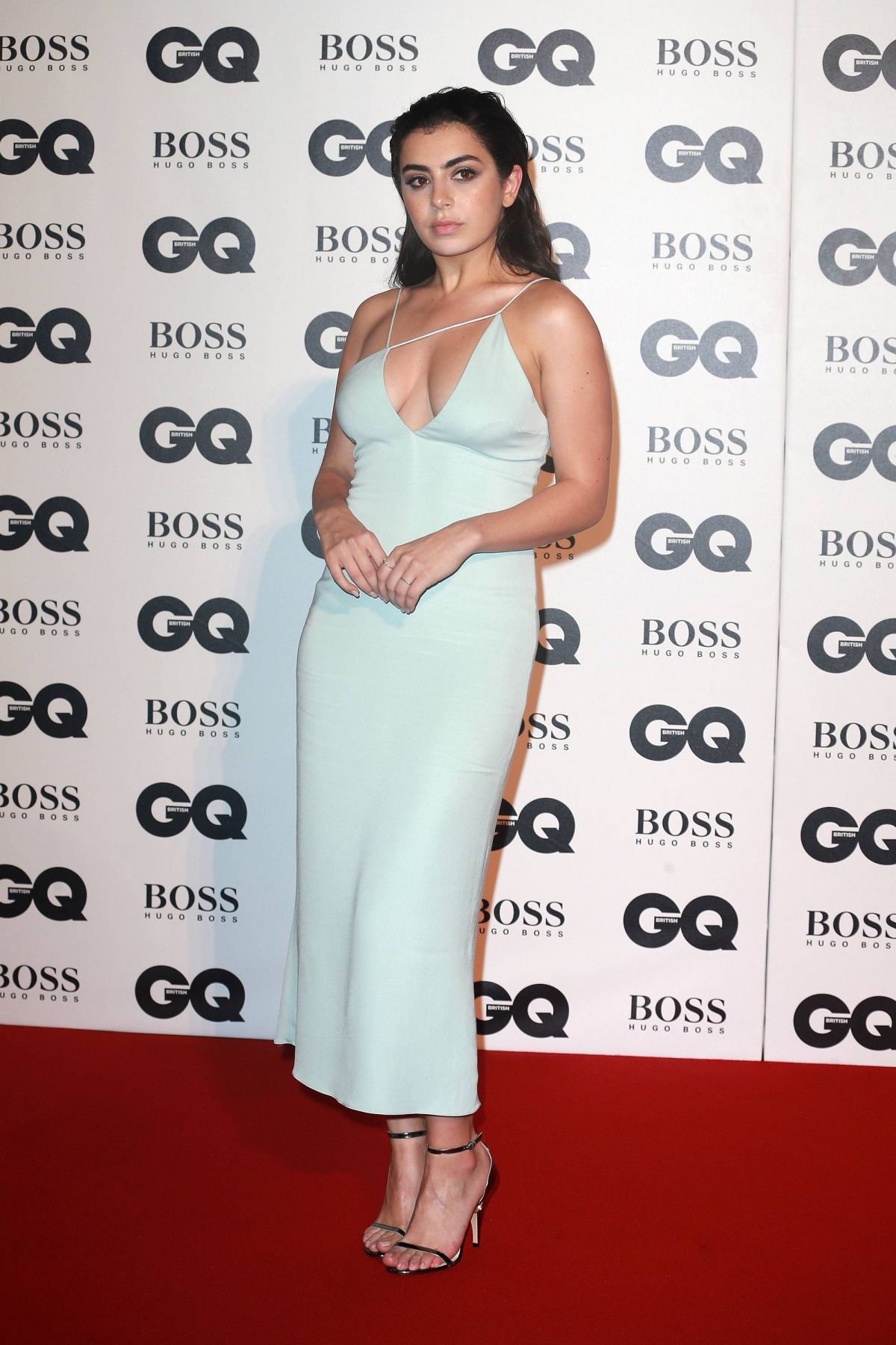 Charli XCX Attends 2019 GQ Men of The Year Awards in