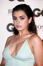 CHARLI XCX at GQ Men of the Year Awards 2017 in London 09/05/2017