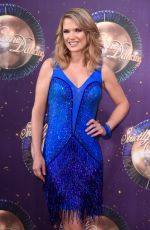 CHARLOTTE HAWKINS at Strictly Come Dancing 2017 Launch in London 08/28/2017