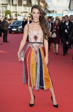 CHARLOTTE LE BON at 43rd Deauville American Film Festival Opening Ceremony 09/01/2017