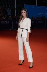 CHARLOTTE LE BON at The Promise Premiere at 43rd Deauville American Film Festival 09/04/2017