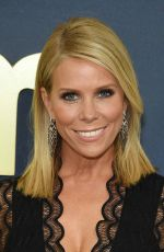 CHERYL HINES at Curb Your Enthusiasm Season 9 Premiere in New York 09/27/2017