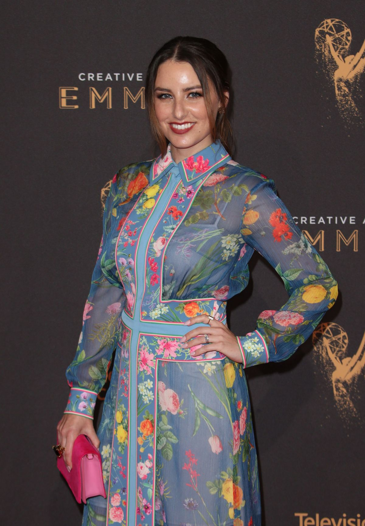 CHLOE ARBITURE at Creative Arts Emmy Awards in Los Angeles 09/10/2017