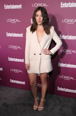 CHLOE BENNET at 2017 Entertainment Weekly Pre-emmy Party in West Hollywood 09/15/2017