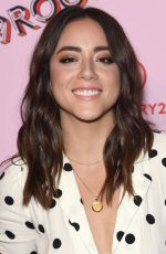 CHLOE BENNET at Refinery29 Third Annual 29rooms: Turn It Into Art Event in Brooklyn 09/07/2017