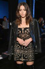 CHLOE BENNET at Tadashi Shoji Fashion Show at New York Fashion Week 09/07/2017