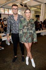 CHLOE LLOYD at Adidas Streets EQT Show at London Fashion Week 09/15/2017