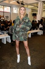 CHLOE LLOYD at Adidas Streets EQT Show at London Fashion Week 09/15/2017