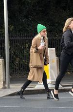 CHLOE MORETZ and MAIKA MONROE Out in Dublin 09/11/2017