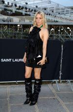 CHLOE SEVIGNY at Saint Laurent Fashion Show at Paris Fashion Week 09/26/2017