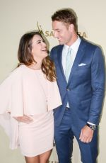 CHRISHELL STAUSE at Hollywood Reporter and Sag-aftra Nominees Night in Beverly Hills 09/14/2017