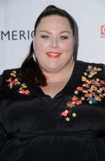 CHRISSY METZ at BBC America Bafta Los Angeles TV Tea Party 09/16/2017