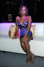 CHRISTINA MILIAN at Foxwoods Resort Casino 25th Anniversary Gala in Mashantucket 09/02/2017