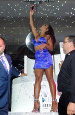 CHRISTINA MILIAN at Foxwoods Resort Casino 25th Anniversary Gala in Mashantucket 09/02/2017