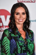 CHRISTINE LAMPARD at TV Choice Awards in London 09/04/2017