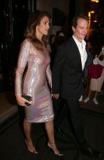 CINDY CRAWFORD at Omega Her Time Exhibition Launch Party in Paris 09/29/2017
