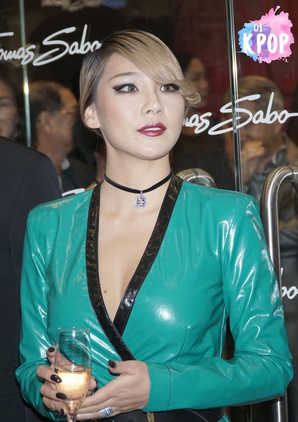 CL at Thomas Sabo Opening in Hong Kong 09/05/2017