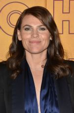 CLEA DUVALL at HBO Post Emmy Awards Reception in Los Angeles 09/17/2017