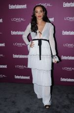 CLEOPATRA COLEMAN at 2017 Entertainment Weekly Pre-emmy Party in West Hollywood 09/15/2017