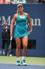 COCO VANDEWEGHE at 2017 US Open at Billie Jean King National Tennis Center in New York 09/02/2017