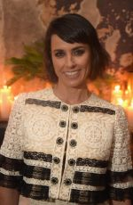 CONSTANCE ZIMMER at E!, Elle & Img Host New York Fashion Week Kickoff Party 09/06/2017
