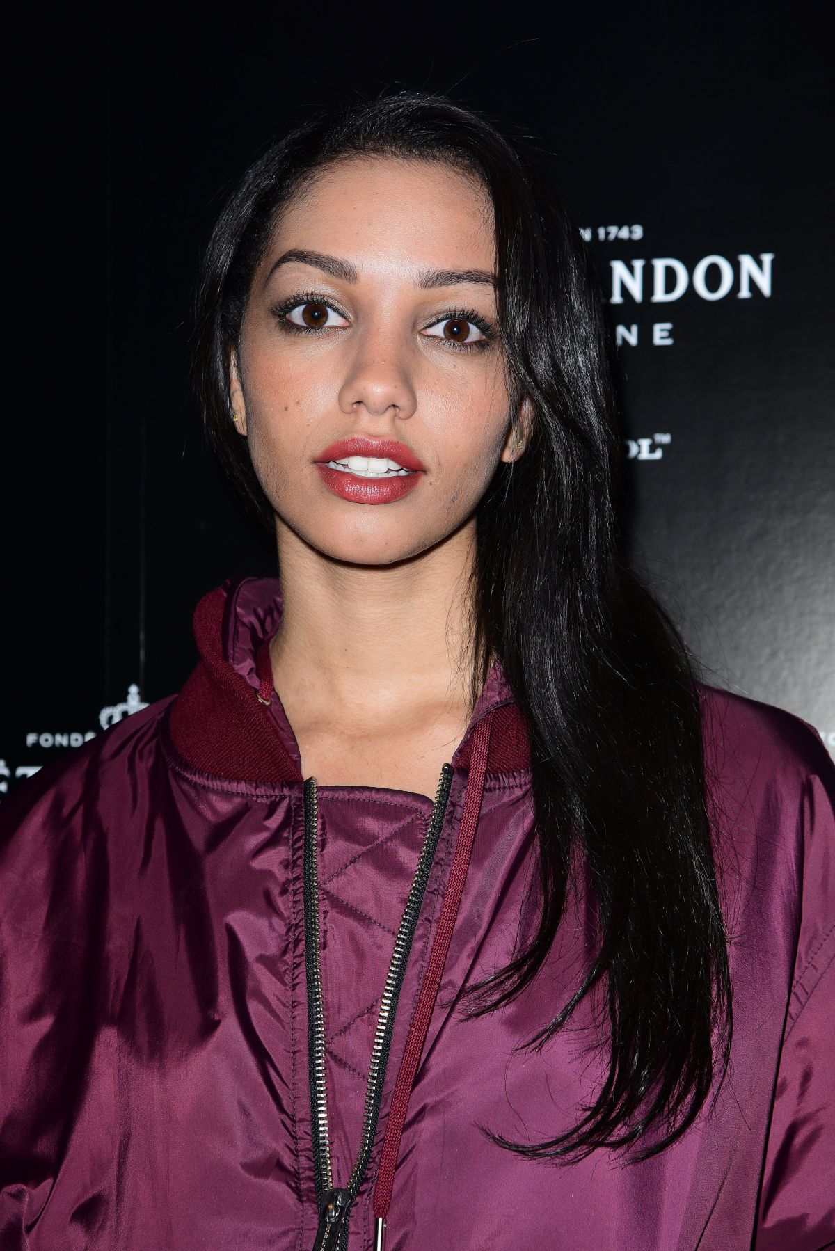 CORINNE FOXX at Moet & Chandon by Public School Launch Celebration at New York Fashion Week 09/10/2017