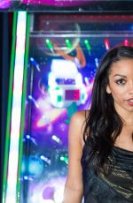 CORINNE FOXX at Paper Magazine Beautiful People Release Party in New York 09/12/2017