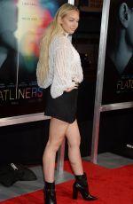 CORINNE OLYMPIOS at Flatliners Premiere in Los Angeles 09/27/2017
