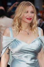 COURTNEY LOVE at GQ Men of the Year Awards 2017 in London 09/05/2017