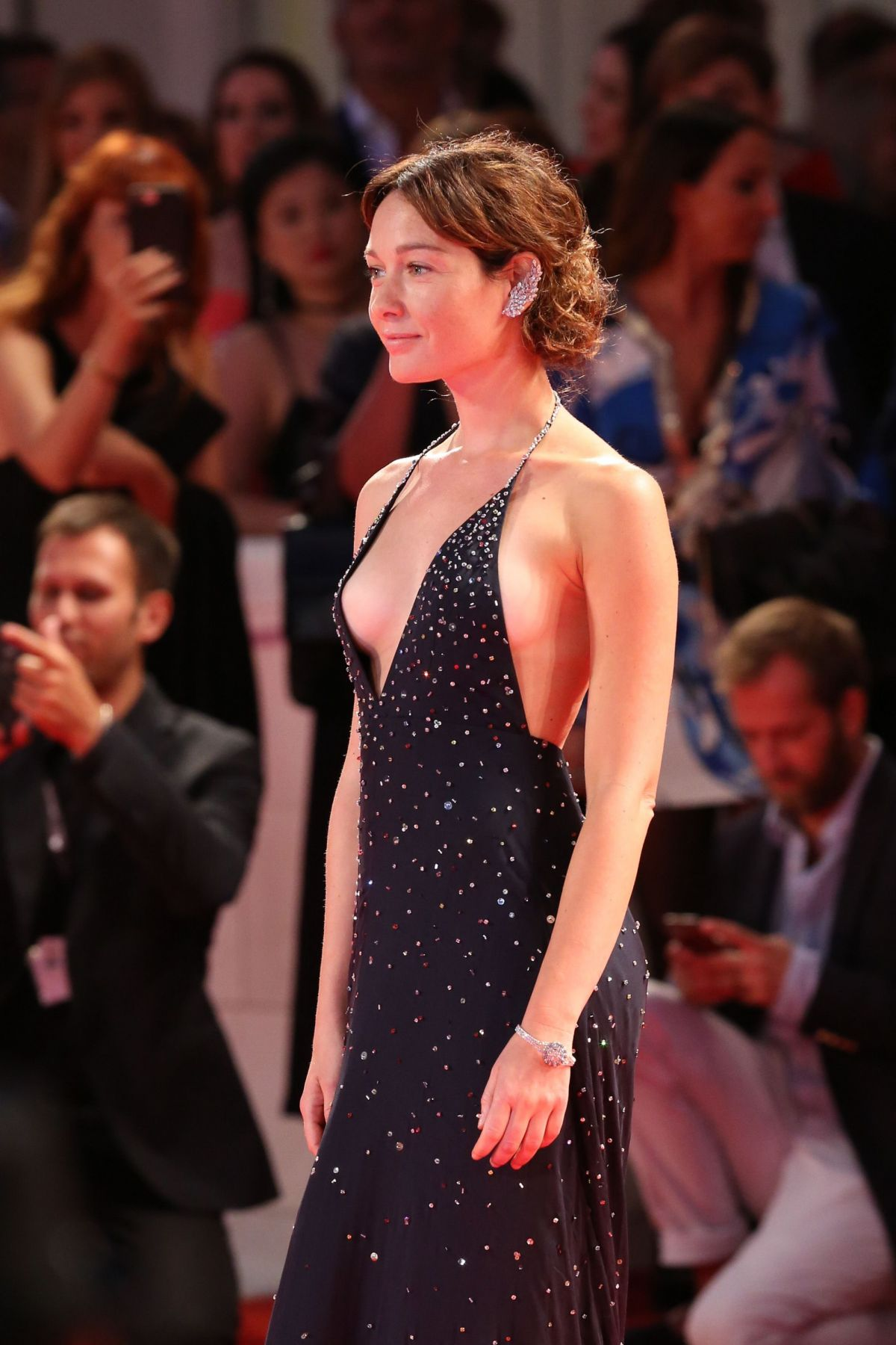 CRISTIANA CAPOTONDI at 74th Venice International Film Festival 09/05/201