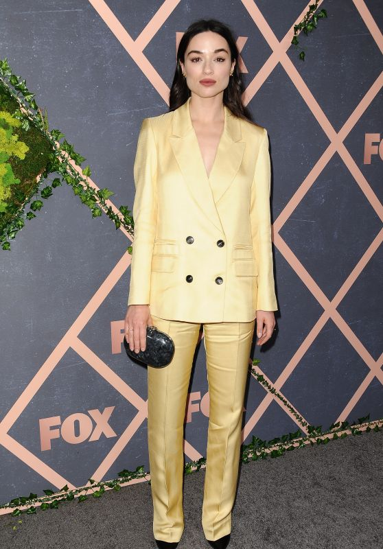 CRYSTAL REED at Fox Fall Premiere Party Celebration in Los Angeles 09/25/2017