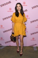 CRYSTAL REED at Refinery29 Third Annual 29rooms: Turn It Into Art Event in Brooklyn 09/07/2017