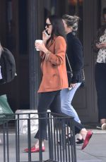 DAKOTA JOHNSON Out and About in New York 09/29/2017