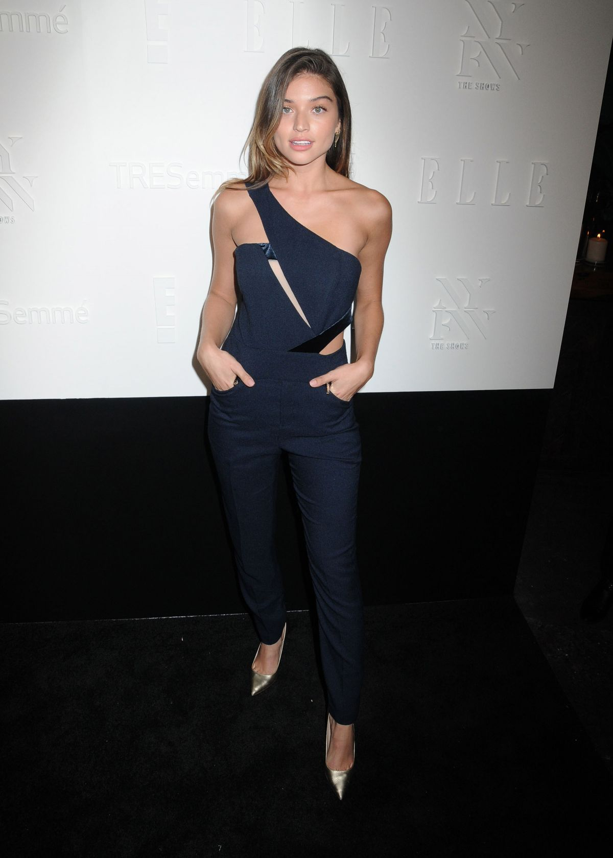DANIELA LOPEZ at E!, Elle & Img Host New York Fashion Week Kickoff Party 09/06/2017