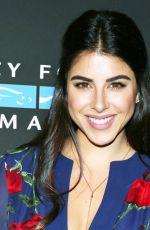 DANIELLA MONET at Mercy for Animals Annual Hidden Heroes Gala in Los Angeles 09/23/2017