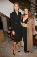 DANIELLE CAMPBELL at Max Mara Boutique Reopening at New York Fashion Week 09/08/2017