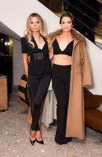 DANIELLE CAMPBELL at Max Mara Boutique Reopening at New York Fashion Week 09/08/2017