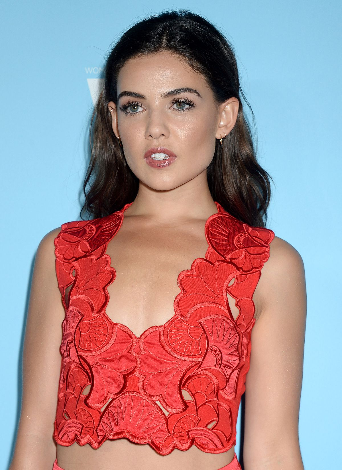 DANIELLE CAMPBELL at Variety & Women in Film Pre-emmy Celebration in Los Angeles 09/15/2017
