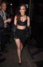 DANIELLE EVERITT at Tito Jackson New Album Launch at Dstrkt Nightclub in London 08/31/2017