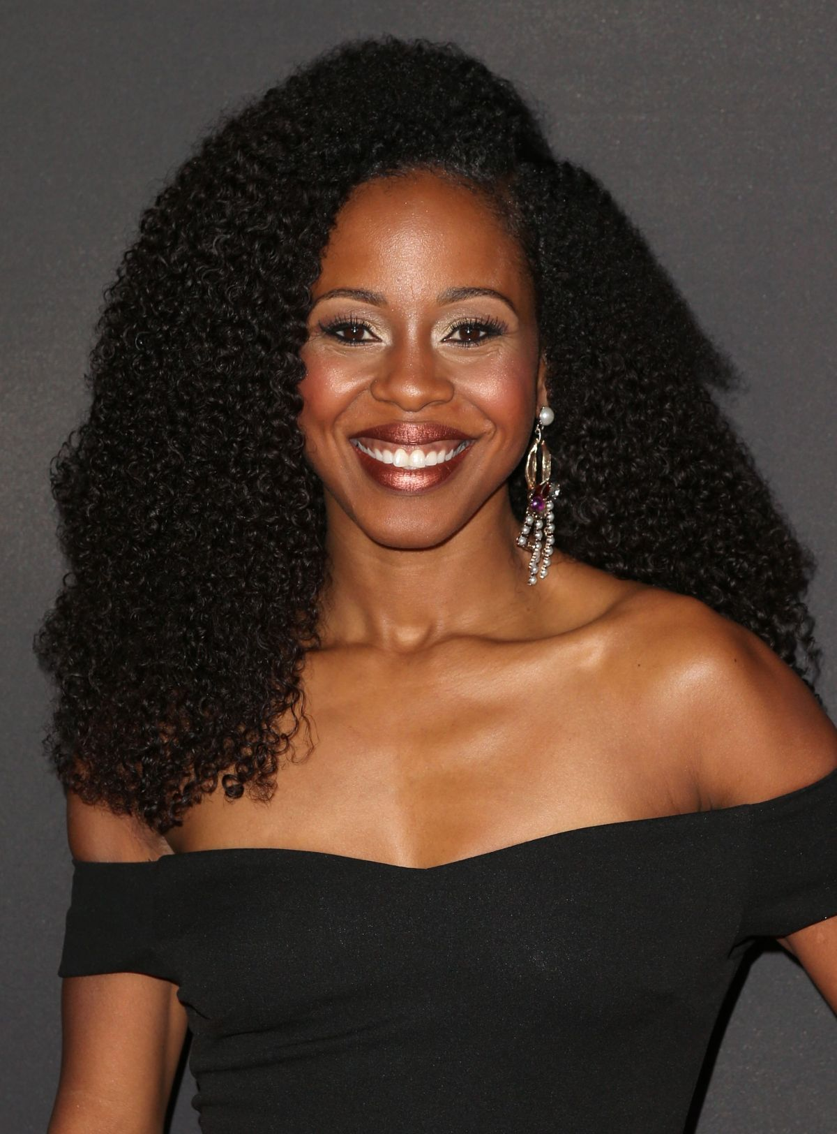 DANIELLE MONE THROWER at Dynamic & Diverse Emmy Reception in Los Angeles 09/12/2017