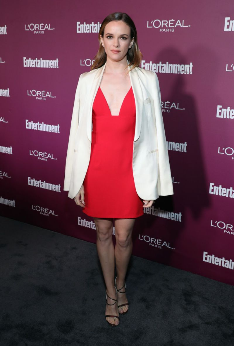 DANIELLE PANABAKER at 2017 Entertainment Weekly Pre-emmy Party in West Hollywood 09/15/2017