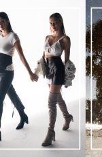 DELILAH and AMELIA HAMLIN for Coveteur, September 2017