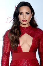 DEMI LOVATO at Summer Spectacular to Benefit Brent Shapiro Foundation in Beverly Hills 09/09/2017