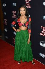 DESIREE MITCHELL at True to the Game in Los Angeles 09/05/2017