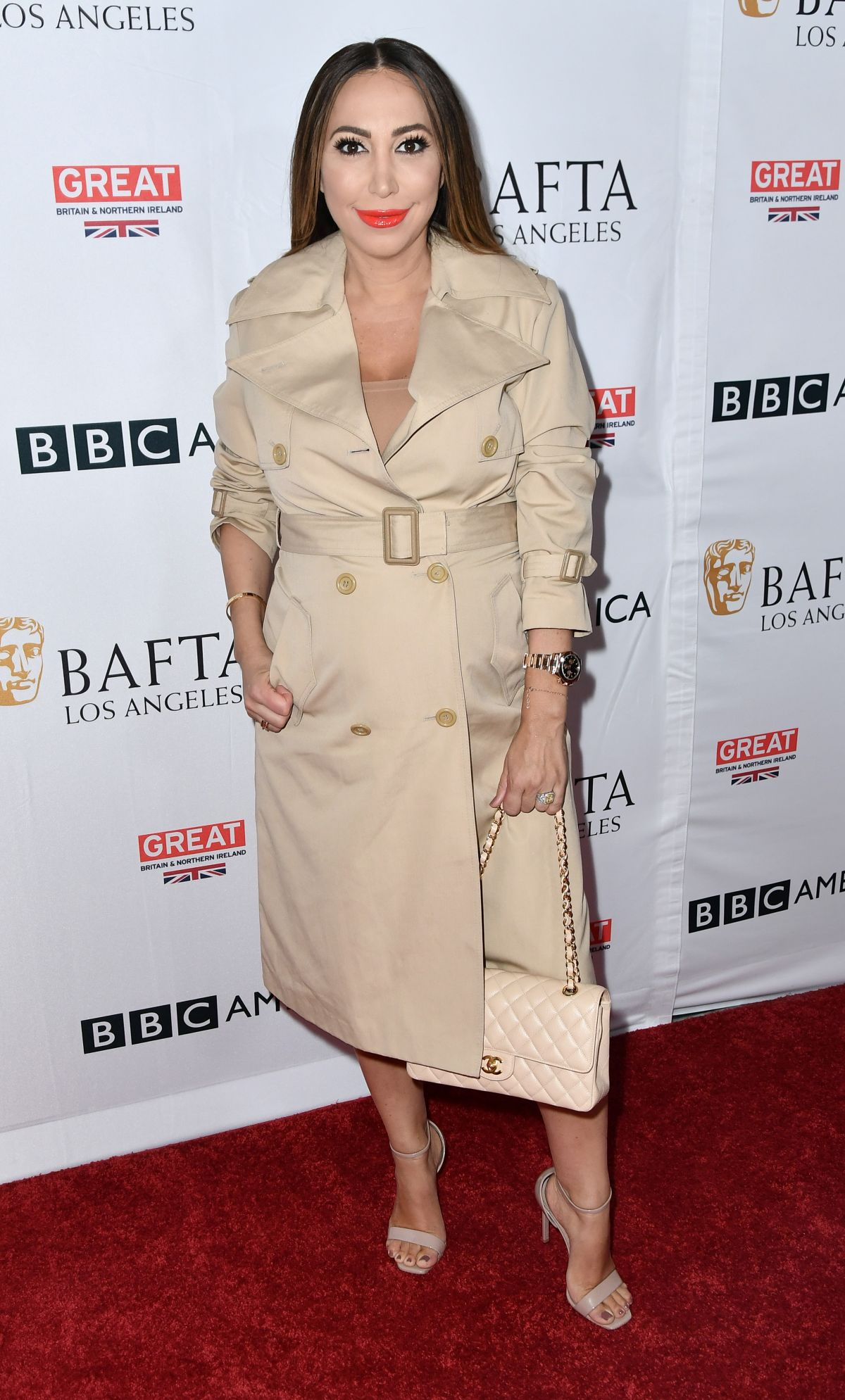 DIANA MADISON at BBC America Bafta Los Angeles TV Tea Party 09/16/2017