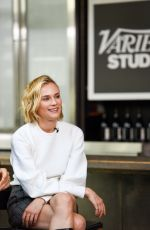 DIANE KRUGER at Variety Studio at TIFF Presented by AT&T in Toronto 09/12/2017