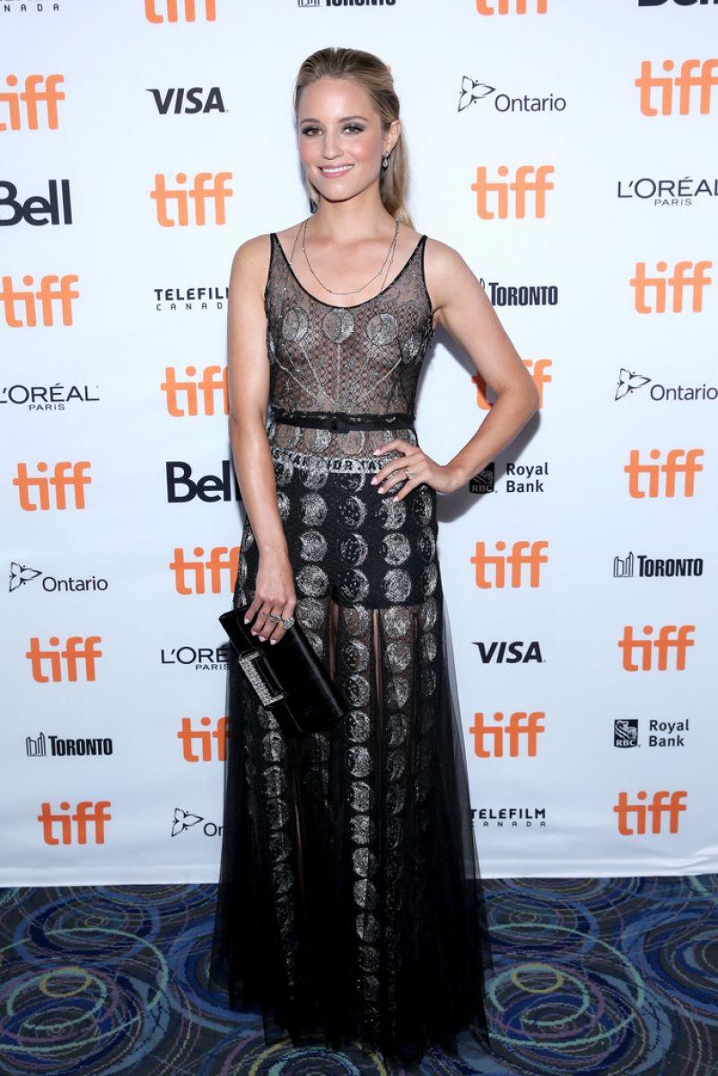 DIANNA AGRON at Novitiate Premiere at a2017 Toronto International Film Festival 09/10/2017