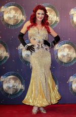 DIANNE BUSWELL at Strictly Come Dancing 2017 Launch in London 08/28/2017